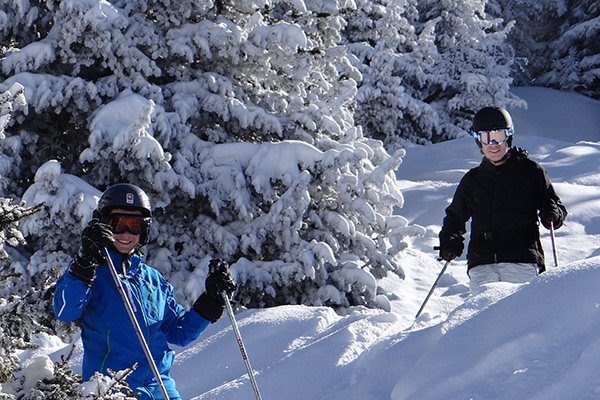 10 reasons to ski La Tania