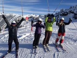 Fun Ski Lessons - Sweet Snowsports