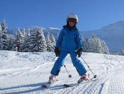 Kids Ski Lessons Courchevel and Meribel