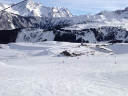 Family Friendly Skiing Courchevel