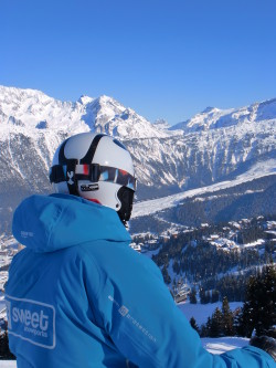Skiing to suit all abilities in Courchevel