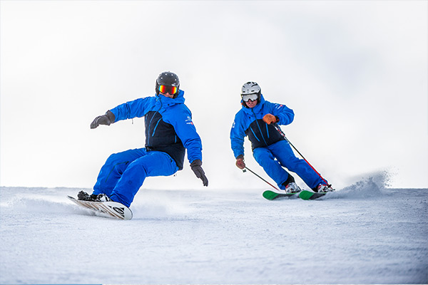Ski exercises and fitness tips for your ski holiday