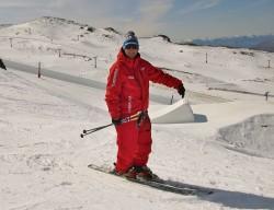 Jon Gass Instructor snow park
